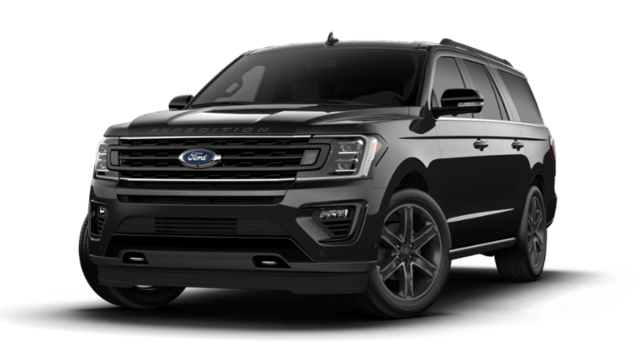 New 2019 Ford Expedition Max Limited MAX SUV Casper, WY